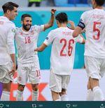 Hasil Swiss vs Spanyol di Piala Eropa 2020: Imbang 1-1, Laga Dilanjutkan dengan Perpanjangan Waktu