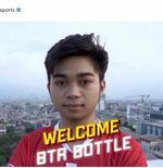 Bigetron Alpha Rekrut Bottle, Steven Age Angkat Bicara