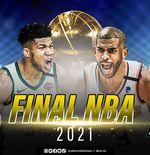 Milwaukee Bucks Juara NBA 2020-2021, 65 Ribu Fan Pesta di Tengah Kota