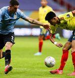 Hasil Uruguay vs Kolombia di Copa America 2021: Kalah Adu Penalti, La Celeste Kubur Mimpi ke Semifinal