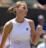 Jadwal Wimbledon 2021: 4 Tiket Semifinal Diperebutkan di Nomor Tunggal Putri