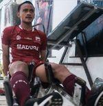 Makna Protokol Kesehatan bagi Striker Muda Madura United