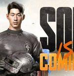 Kolaborasi PUBG x Son Heung-min  Hadirkan Beberapa Item Khas Pesepak Bola