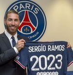 VIDEO: Di Balik Layar Sergio Ramos Rampungkan Transfer ke Paris Saint-Germain