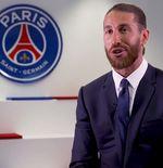 VIDEO: Sergio Ramos Menyampaikan Tekadnya sebagai Pemain Paris Saint-Germain