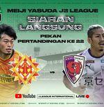 Tonton Gratis Sekarang! J2 League: Giravanz Kitakyushu vs Kyoto Sanga