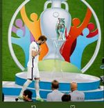 Euro 2020: Harry Kane, Bomber Garang yang Mendadak Lembek di Final