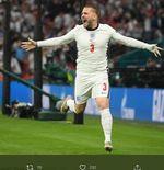 Tampil Gemilang di Euro 2020, Luke Shaw Bakal Dapat Hadiah dari Manchester United