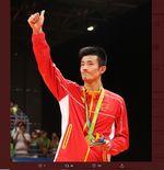 Hebat, Chen Long Mampu Raih Perak Olimpiade 2020 Tokyo dengan Kondisi Kaki Lecet