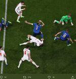 Hasil Final Euro 2020 - Italia vs Inggris: Leonardo Bonucci Paksa Laga Dilanjutkan dengan Extra Time