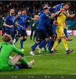 Final Euro 2020: Akhir Dominasi Juara Tim Berjersey Merah