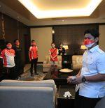 NOC Indonesia Pulangkan Atlet Kembali ke Cabor Masing-Masing