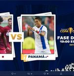 Link Live Streaming Qatar vs Panama di Piala Emas CONCACAF 2021