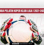 9 Pelatih Kiper Klub Liga 1 2021-2022 Part 1: dari Legenda Timnas Indonesia sampai Brasil