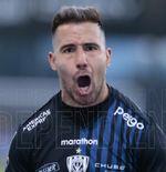 Jonathan Bauman Tinggalkan Arema FC dan Makin Hebat di Liga Ekuador
