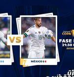 Link Live Streaming Guatemala vs Meksiko di Piala Emas CONCACAF 2021