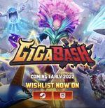 GigaBash Kehadiran Monster Baru