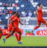 Hasil Piala Emas CONCACAF 2021 - Haiti vs Kanada: Les Rouges Masih Sempurna