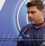 VIDEO:  Mauricio Pochettino Mengingatkan Pentingnya Uji Coba dalam Pramusim