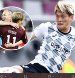 Andres Iniesta: Kyogo Furuhashi Produk Terbaik J.League dan Pantas Bermain di Eropa