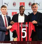 Gabung AC Milan, Fode Ballo-Toure Ingin Jadi Seperti Theo Hernandez