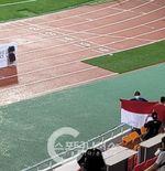 Suporter Asal Indonesia Muncul di Laga Busan IPark vs Ansan Greeners, Media Korsel Sebut Tak Salahi Aturan