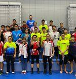 Tim Bulu Tangkis Indonesia Tinggalkan Kumamoto, Siap Tanding di Olimpiade