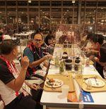 CdM Kontingen Indonesia Sambut Tim Bulu Tangkis di Desa Atlet