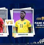 Link Live Streaming Kosta Rika vs Jamaika di Piala Emas CONCACAF 2021