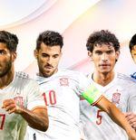 4 Pemain Real Madrid akan Coba Pikat Carlo Ancelotti di Olimpiade Tokyo 2020