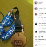 Eks Bek PSM Makassar Lelang Medali Emas Piala Indonesia 2018