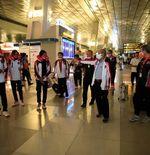 Rombongan Kedua Kontingen Indonesia Telah Bertolak ke Tokyo