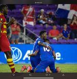 Hasil Piala Emas CONCACAF 2021: Laga Hiburan, Panama Tumbangkan Grenada 3-1