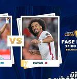 Link Live Streaming Honduras vs Qatar di Piala Emas CONCACAF 2021