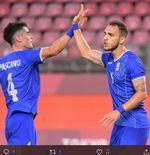 Hasil Sepak Bola Putra Olimpiade Tokyo 2020: Rumania Langsung Menang setelah Absen 57 Tahun