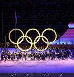 Gunakan Gambar Ngawur saat Upacara Pembukaan Olimpiade, Stasiun TV Korsel Banjir Kecaman