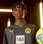 VIDEO: Borussia Dortmund Rilis Jersi Tandang Musim 2021-2022