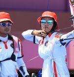 Hasil Panahan Olimpiade Tokyo 2020: Diananda Choirunisa dan Alviyanto Bagas Terhenti di 64 Besar