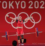 Windy Cantika Dapat Perunggu Olimpiade, Sang Ibunda yang Juga Mantan Lifter Teteskan Air Mata