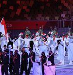 Lagu Game saat Kontingen Indonesia Masuk di Pembukaan Olimpiade Tokyo: Chrono Trigger!