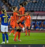 Hasil Sepak Bola Putri Olimpiade Tokyo: Pesta Gol Lagi, Amerika Serikat Jaga Peluang ke Knockout