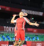 Link Live Streaming Bulu Tangkis Olimpiade Tokyo 2020: Anthony Ginting Jalani Laga Penentuan