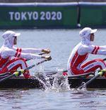 Hasil Dayung Olimpiade Tokyo 2020:  Melani Putri/Mutiara Rahma Tempati Peringkat Ke-17