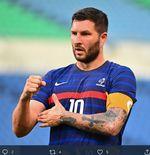 Hasil Sepak Bola Putra Olimpiade Tokyo 2020 Grup A: Gignac Hat-Trick, Prancis Jaga Peluang ke Knockout