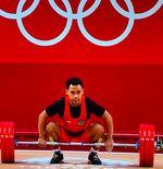 Medali Indonesia di Olimpiade Tokyo: Eko Yuli Irawan Sabet Perak