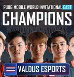 Valdus Esports Amankan Gelar Juara PMWI: East 2021