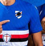 VIDEO: Sampdoria Rilis Jersi Kandang Musim 2021-2022
