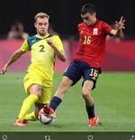 Hasil Sepak Bola Putra Olimpiade Tokyo 2020 Grup C: Spanyol Pukul Australia, Pimpin Klasemen Grup C