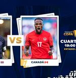 Link Live Streaming Kosta Rika vs Kanada di Piala Emas CONCACAF 2021
