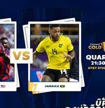 Link Live Streaming Amerika Serikat vs Jamaika di Piala Emas CONCACAF 2021